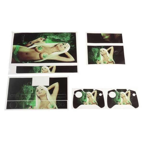 vinyl stickers voor decoratie xbox one i myxlshop supertip. Black Bedroom Furniture Sets. Home Design Ideas