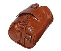 Kleine Schoudertasjes Vintage PU Leer
