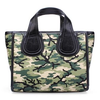 Camouflage Tas