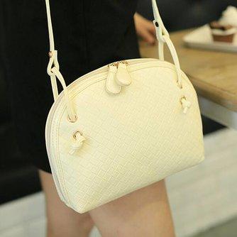 Schelpvormig Handtasje