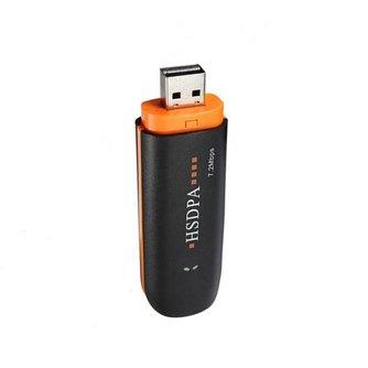 HSDPA USB Dongle met Micro SD-aansluiting