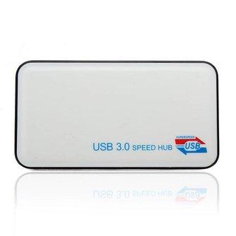 USB 3.0 Hub met 4 Poorten