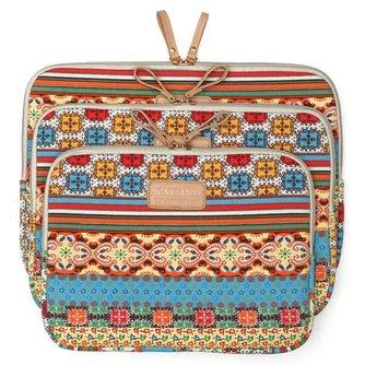 Laptop Tas met Bohemian Design