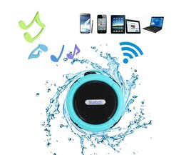 Waterproof Bluetooth Speaker met Microfoon
