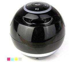 Portable luidsprekers met Bluetooth