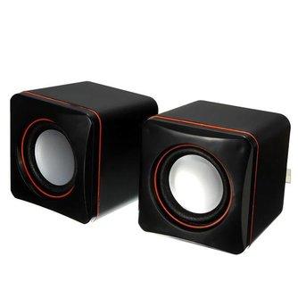 Speakers Met USB-aansluiting