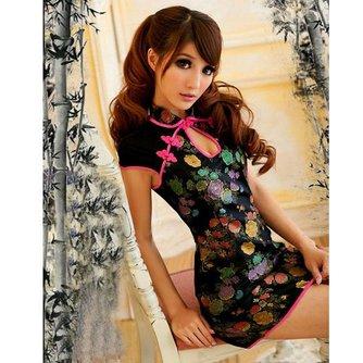 Sexy Cheongsam (Chinees Jurkje)