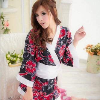 Cosplay Kimono Jurk