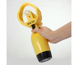 Hand Ventilator met Waterspray
