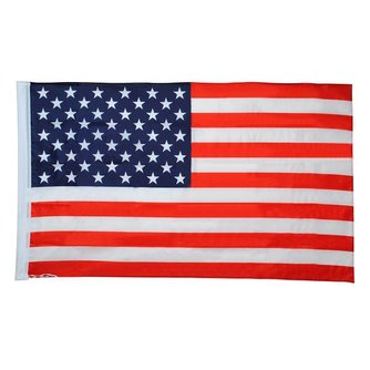 Amerikaanse Vlag Polyester