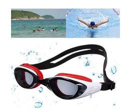 Zwembril Op Sterkte Bij Bijziendheid