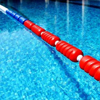 Zwembad Lijnen