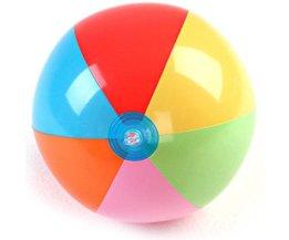 Regenboog Strandbal