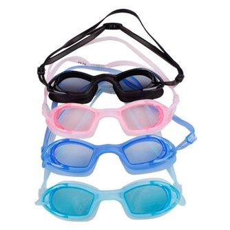 Blauwe Zwembrillen En Andere Kleuren