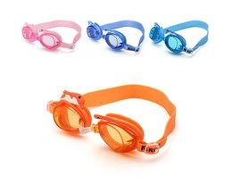 Kinderzwembril Met Leuk Ontwerp
