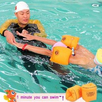 Oranje Zwembandjes Voor Kinderen