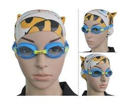 Gekleurde Zwembril Voor een Kind