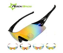 Sport Zonnebrillen Voor Op de Fiets