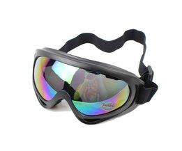 Zwarte Snowboard Bril