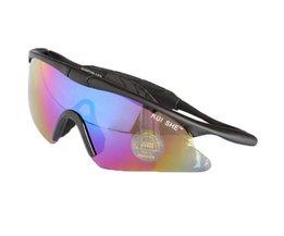 Outdoor Zonnebril Met Gekleurde Glazen