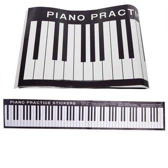 Piano Sticker