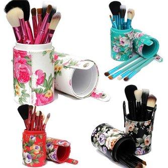 Make Up Borstels met Hoes