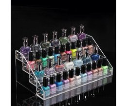 DANCINE NAIL Nagellak Display 4 Niveaus