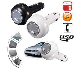 MP3 Zender Voor Je Auto