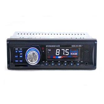 Autoradio met MP3