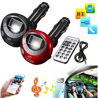 Fm-Transmitter Bluetooth