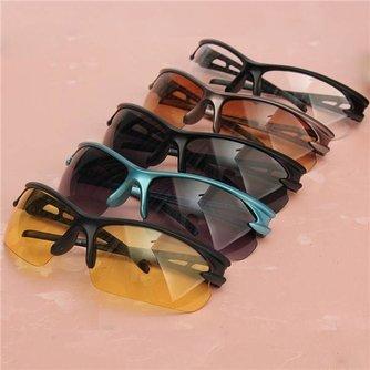 Sportieve Wielrennersbril