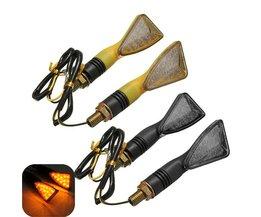 Richtingaanwijzers Met LED Lampen