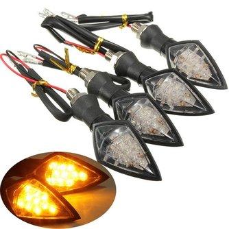 Motorfiets LED Knipperlichten