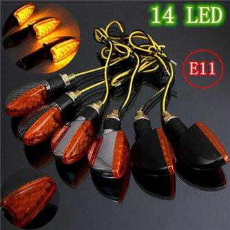 LED Richtingaanwijzers Motor