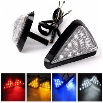 Knipperlichten Met LED Lampjes