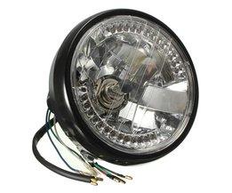 Motor Koplampen Voor en Zijlicht