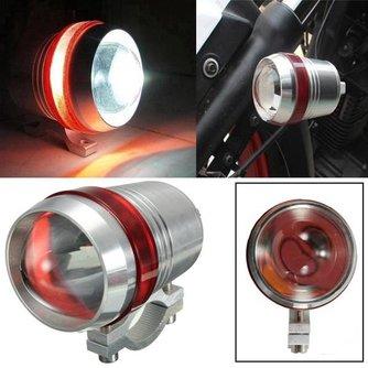 Fietsverlichting met Ledlamp