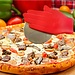 Pizzasnijder Handvormig