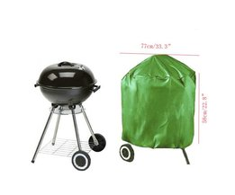 Hoes Barbecue Rond Waterproof
