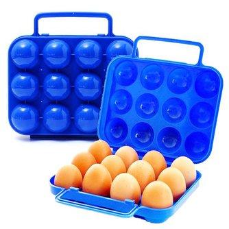 Draagbare Plastic Ei Box