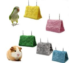 Tentje voor Hamsters en Vogels