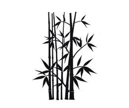 Muurdecoratie Boom Bamboo