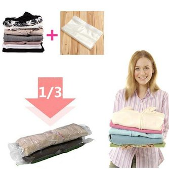 Vacuum kledingzakken 10 stuks