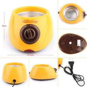 Elektrische Chocoladefondue Set