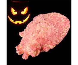 Nep Hart Halloween Decoratie