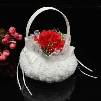 Bloemenmandje voor Bruiloften