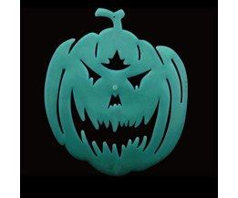 Pompoen Versiering voor Halloween Lichtgevend