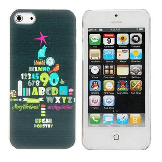 IPhone Cover 5 Kerstthema