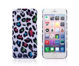 Hoesje Met Luipaard Print Voor iPhone 6 Plus