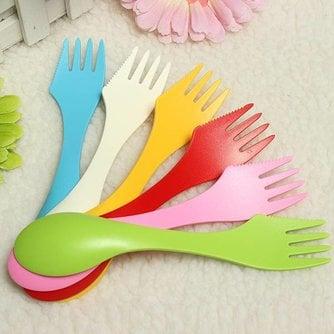 Spork Plastic